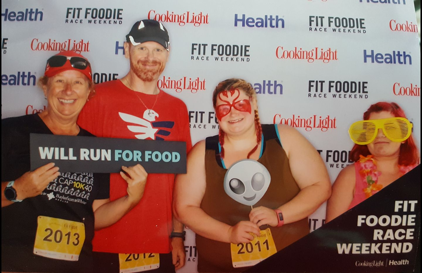 Photo from the Fit Foodie 5k 2017