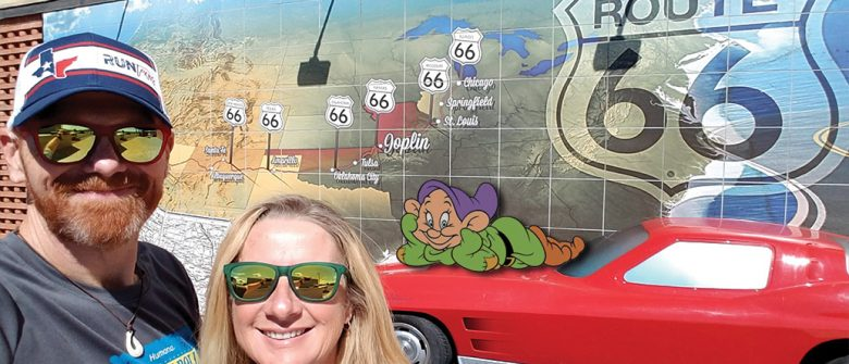Dopey Challenge Training Joplin Missouri Route 66