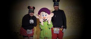 Sandy, Lloyd and Dopey