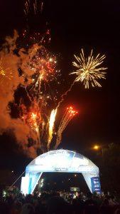 Disney Marathon Fireworks