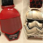 Star Wars Dark Side Weekend 2018 Medals