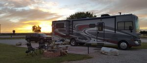 2014 Fleetwood Bounder 36E Carlsbad Canverns